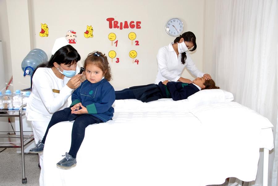 Enfermería - Colegio Mayor de los Andes