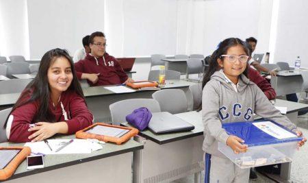 Visita Estudiante CCG: Campaña Teletón