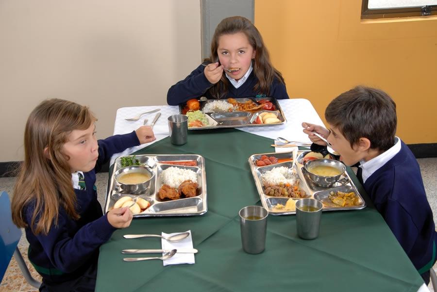 Comedor – Colegio Mayor de los Andes