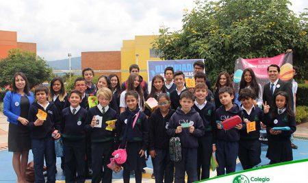 Segunda Olimpiada de Matemáticas Colegio Colombo Gales