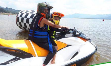 Reconocimiento Segunda Válida Motonáutica – Maria Juliana González Pinzón – Transición a