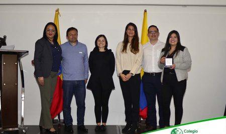 INTERASESORES (Colegio Mayor de los Andes) ganador del sello plata en  Buenas Prácticas de Seguridad Vial