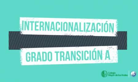 Internacionalización Grado Transición A
